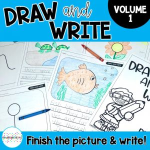 Draw and Write Volume 1 cover