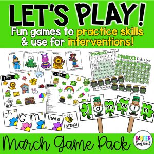 Let's Play! March cover
